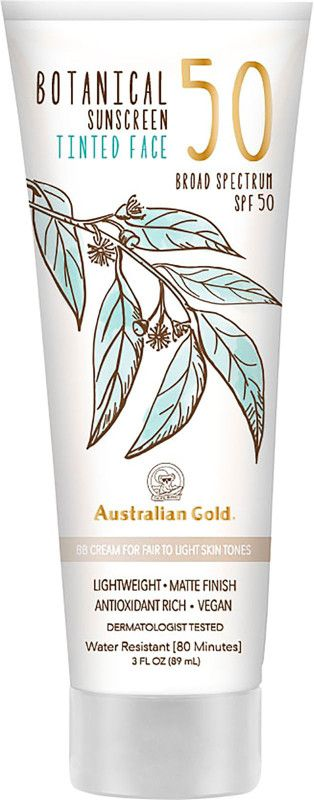 Australian Gold Botanical Tinted Face Sunscreen