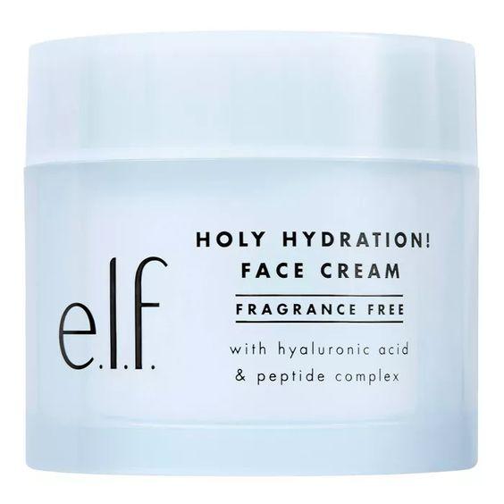 e.l.f. Hello Hydration Fragrance-Free Face Cream