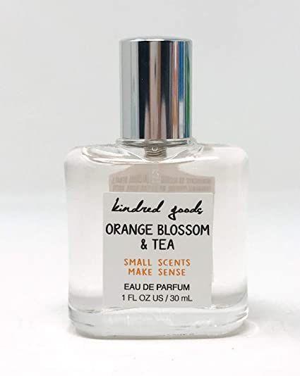 Kindred Goods Orange Blossom & Tea